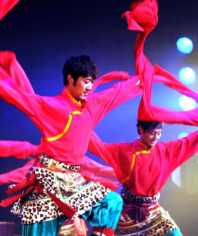 4_Ganzi Tap Dance