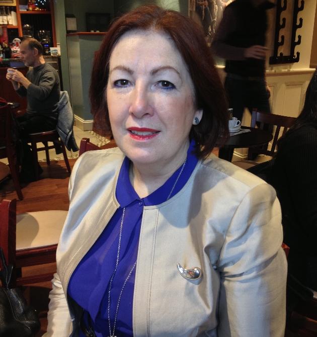 Margaret  Bruce - Pro Vice Chancellor (Engagement) UCLan