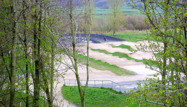 The skatepark was first opened in 2006