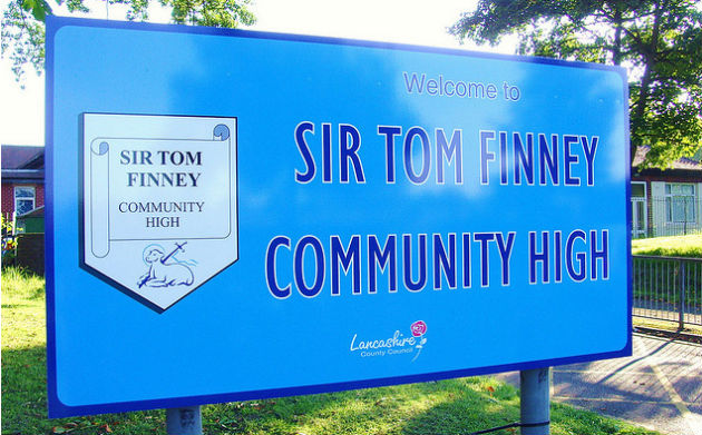 Some pupils at Sir Tom Finney will be taught at a refurbished Ribbleton campus of Ashton Community Science College if plans are approved