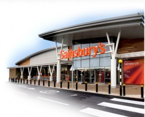Sainsbury's store in Deepdale