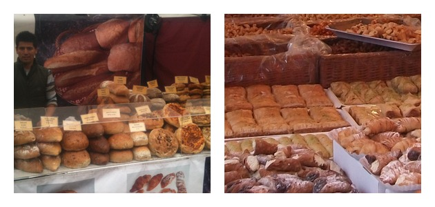 Some of the treats and stalls shoppers at the Euro Market can expect