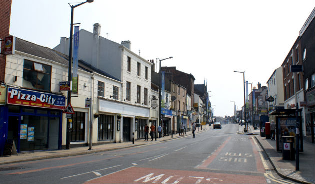 Friargate is seen as the second street of the city by many after Fishergate