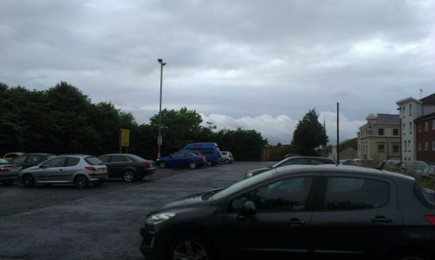 The car park is currently operated by NCP