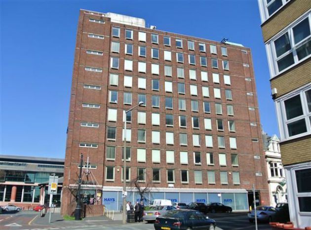 Victoria House could become city centre apartments for hundreds of residents