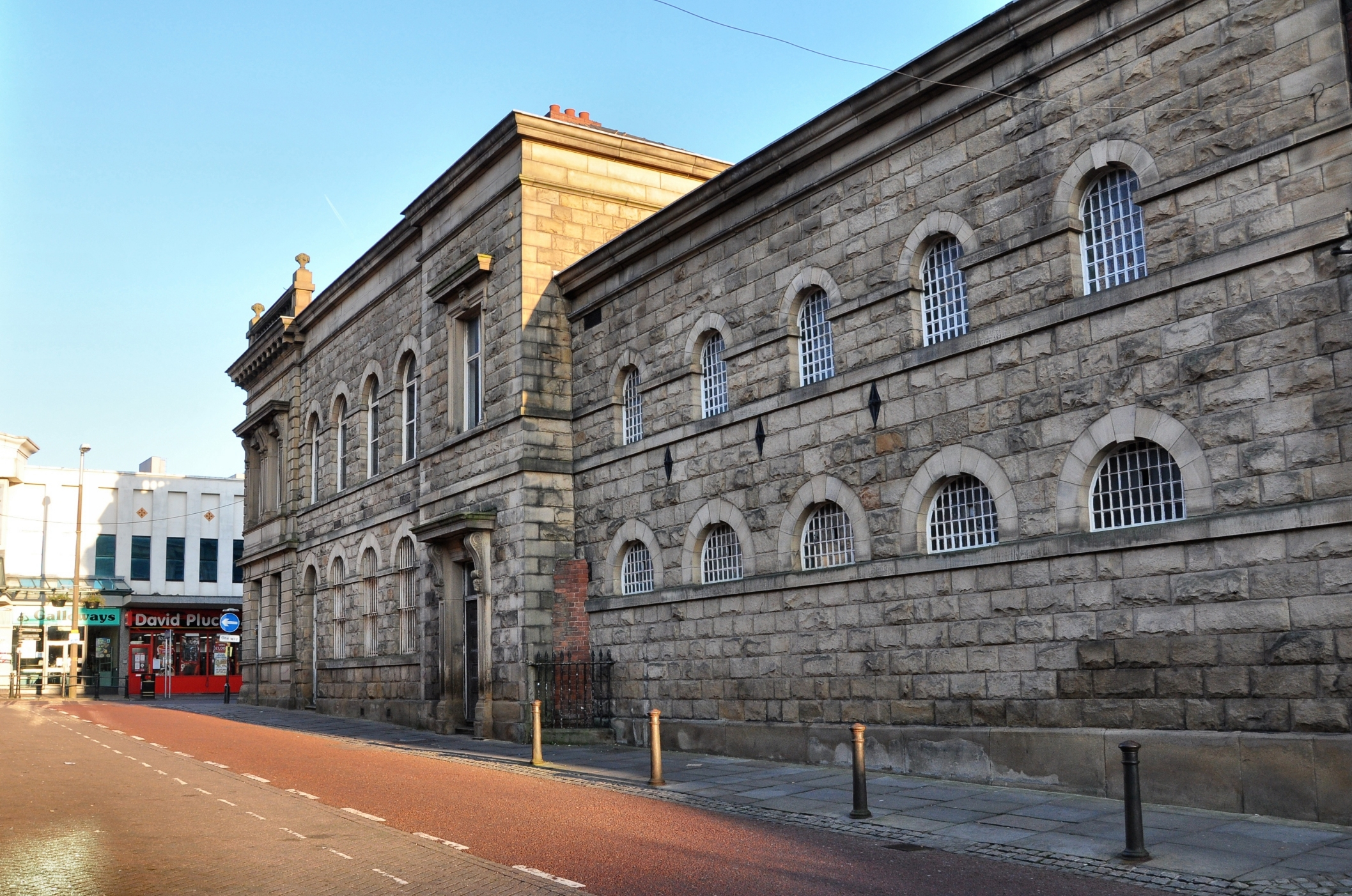 Former Preston Magistrates' Court & Police Station
