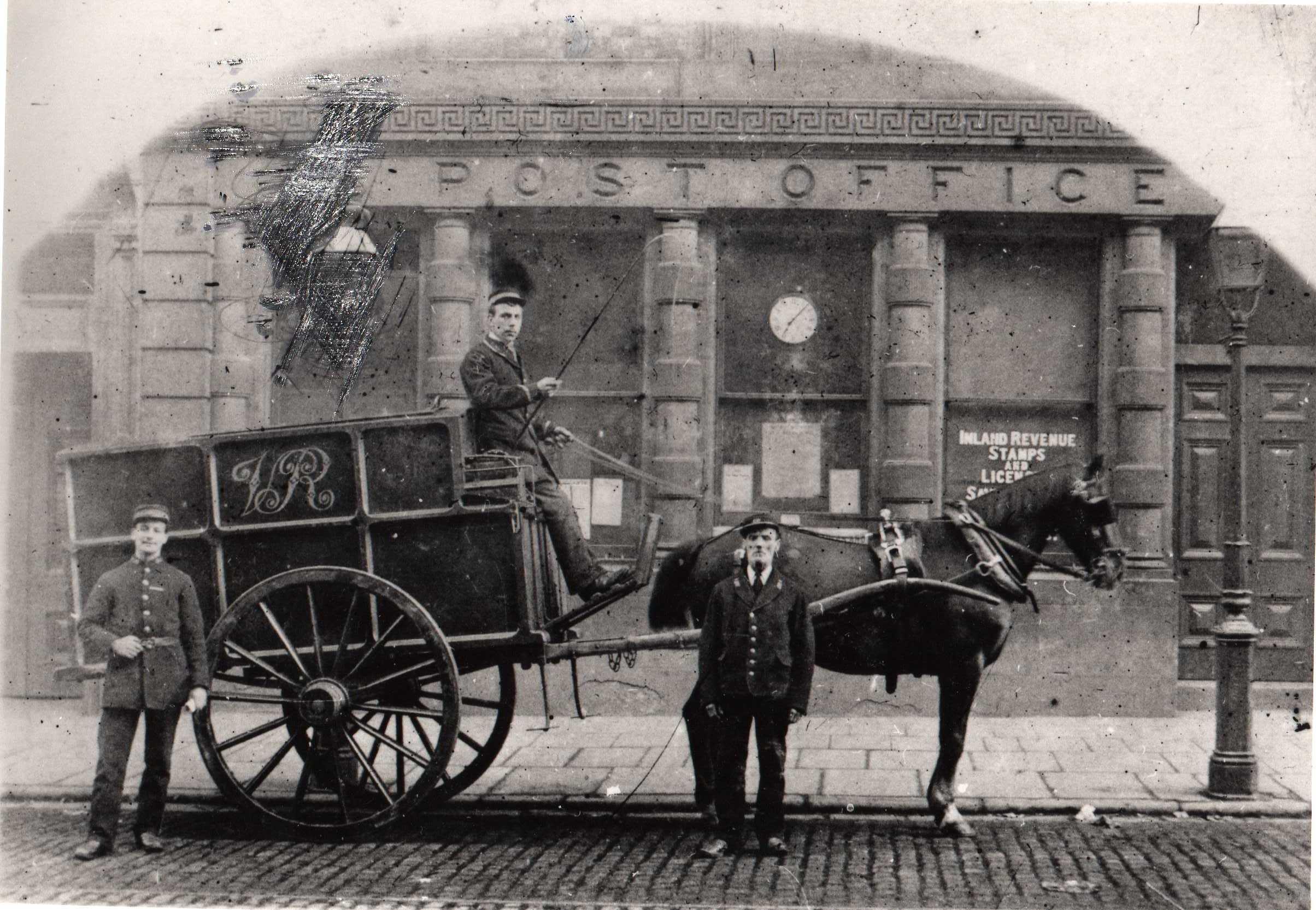 Fishergate Post Office circa 1890