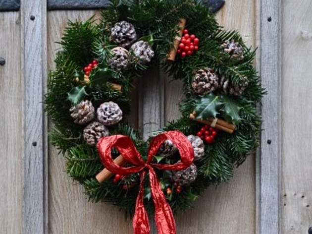 Make Your Own Christmas Wreath Workshop Blog Preston