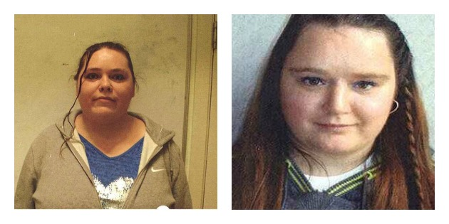 Clare Kelly, left, and Rose Wood, right, have not been seen since Wednesday
