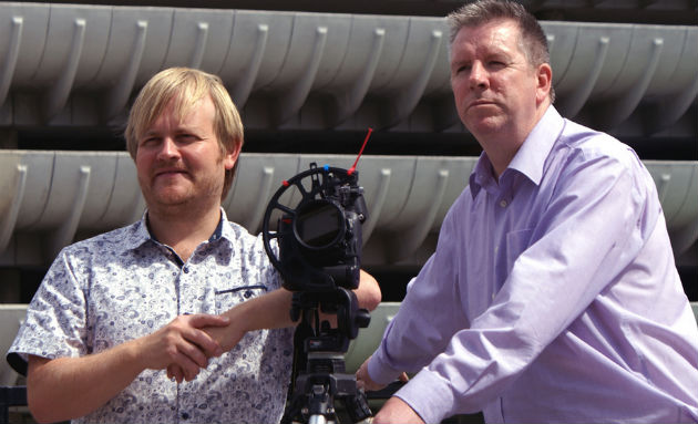 Andrew Wilson and Paul Jones