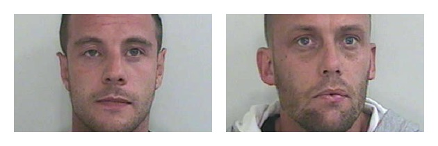 Michael Bond (left) and Robert Pinkney (right) have both been jailed