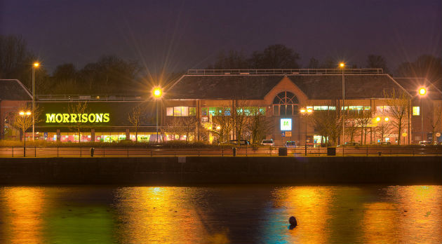 Morrisons at Preston Docklands