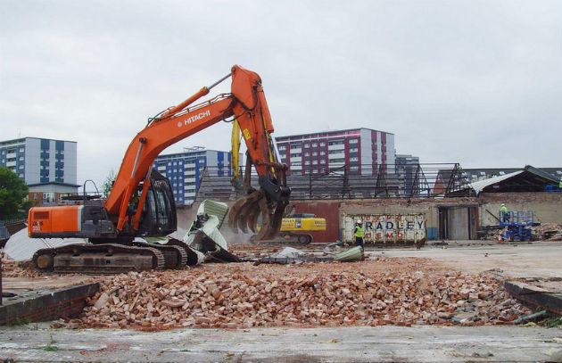 Demolition will roll on if the council approve the construction firms plans