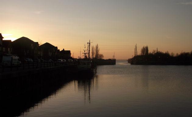 Preston's Dock