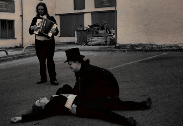 The Wooden Spoon Theatre company performed at the last PrestFest