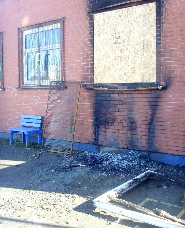 foxton centre fire