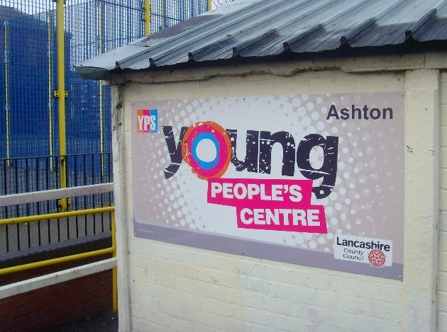Ashton youth centre