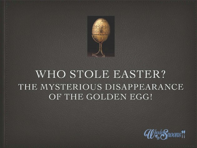 Who Stole Easter