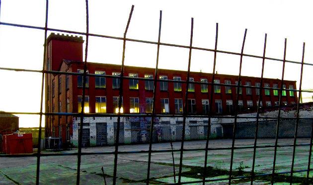 The Tetrad Factory in Fishwick