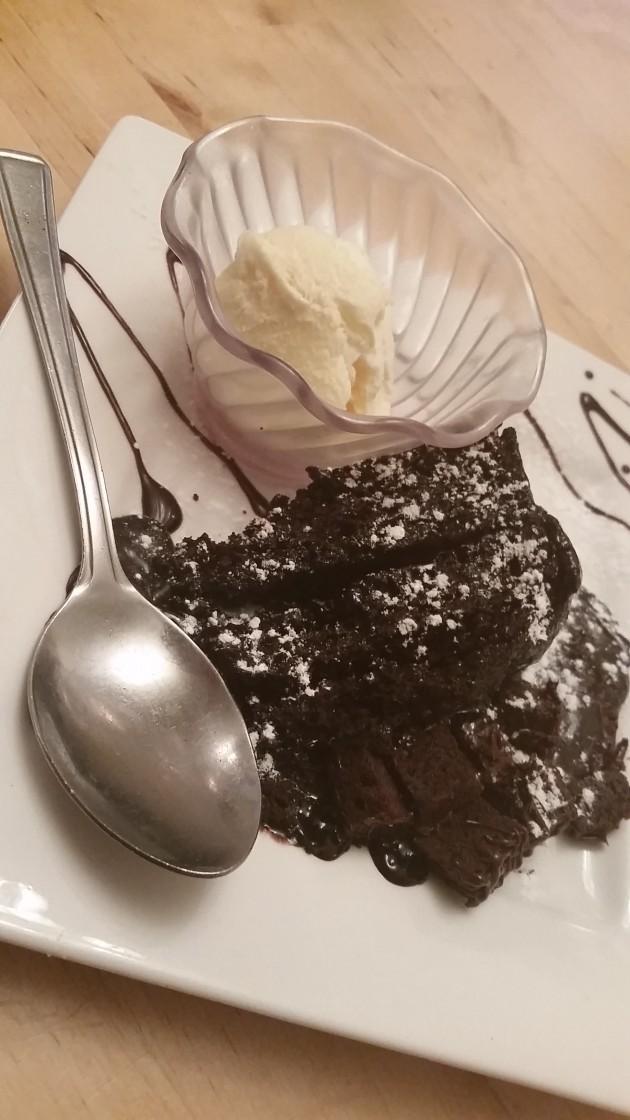 Charlies Chocolate Fudge Cake
