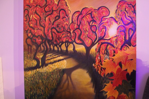 Korova Exhibition Artwork
