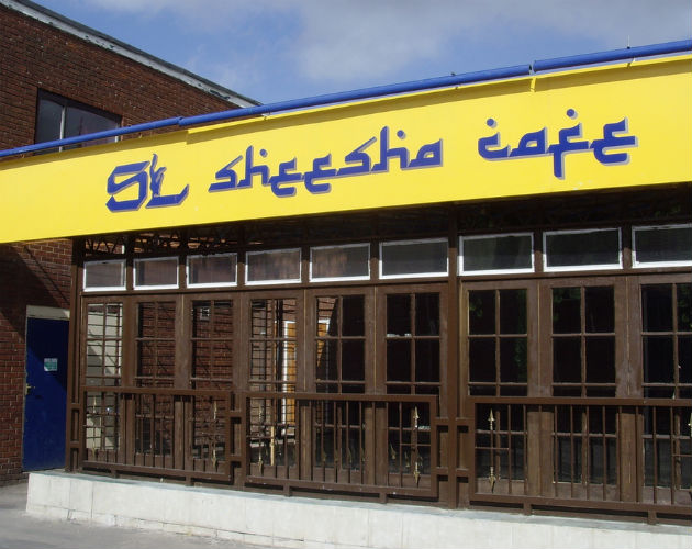 Former shisha cafe is one of the buildings to be redeveloped