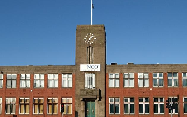 preston dock offices