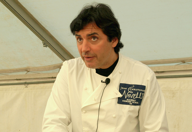 Chef Jean-Christophe Novelli