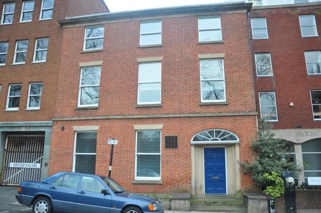 No.9 Winckley Square (Former 2nd House Of Joseph Seaton Aspden)