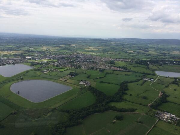 Longridge and its lakes