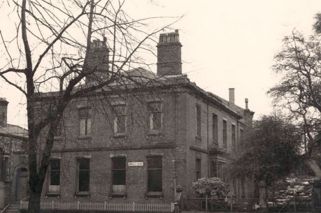 26 - No.12 Winckley Square (Former House Of John Humber) 1964