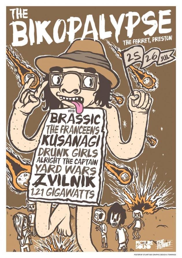 Bik poster