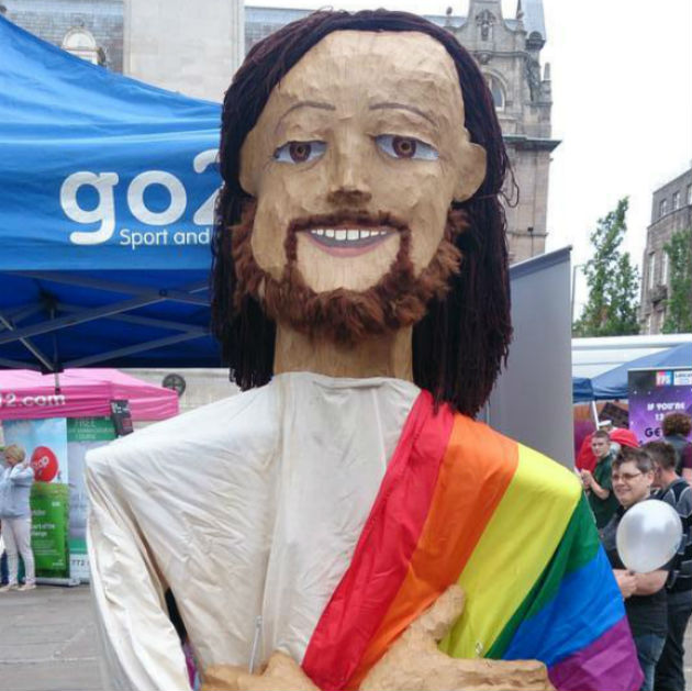The Flag Market saw the Preston Pride event take place on Saturday