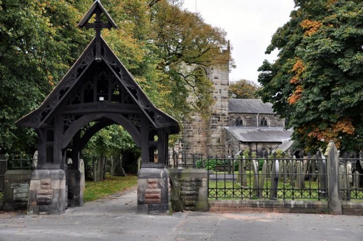 St. Mary's Church, Penwortham, Preston