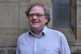 Aidan Turner-Bishop Preston Historical Society Committee member and former Chair of the Preston & South Ribble Civic Trust