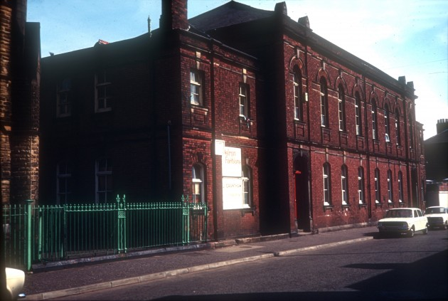 St Mary's Methodist School, St. Mary's Street, Preston c.1972
