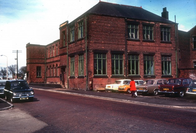 St. Paul's School, Pole Street, Preston c.1968