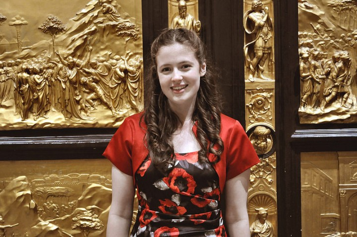 Louisa Stirland will perform at the event