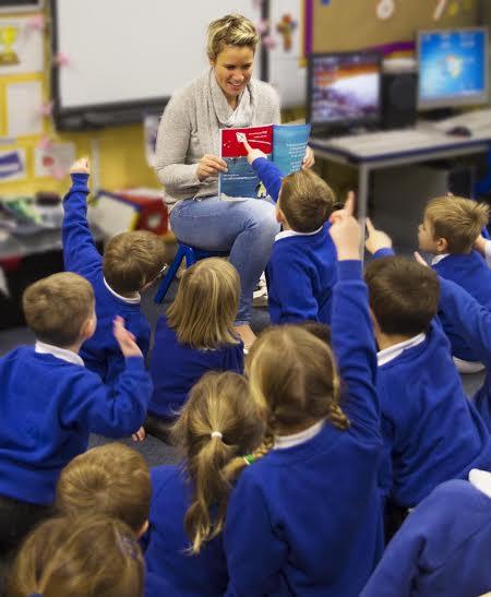 Taking shark education into schools