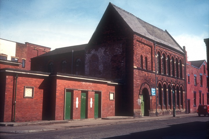 St Mary's School, St. Mary's Street, Preston c.1972