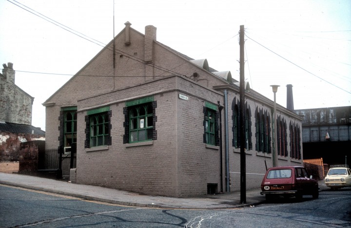 Bray Street School, Bray Street, Preston c.1979