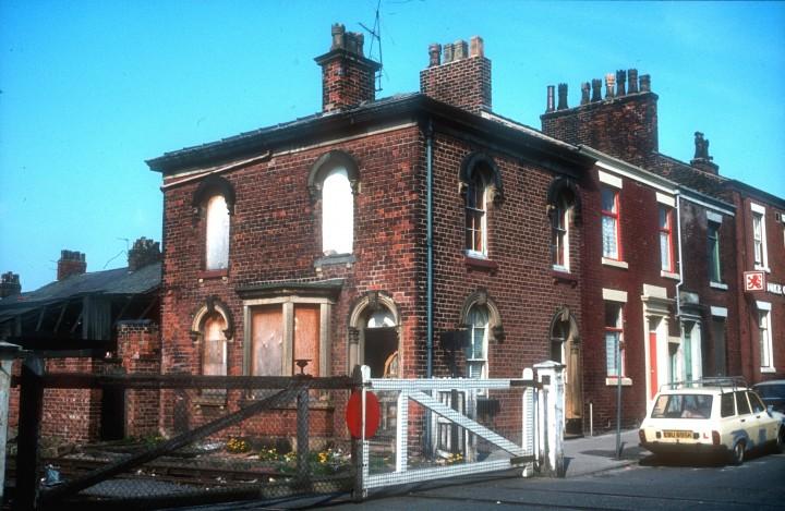 Deepdale Mill Street Level Crosssing, Preston c.1972