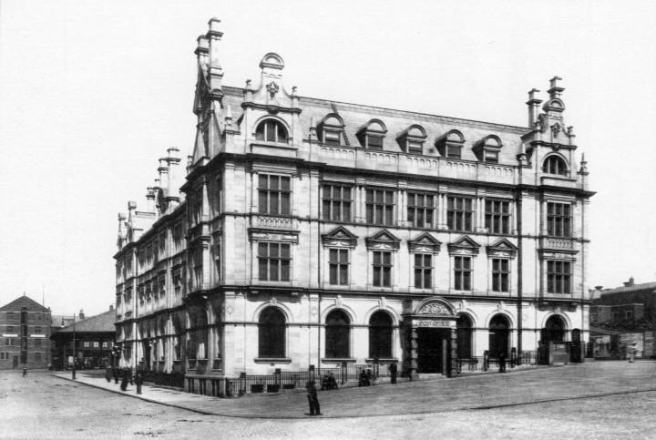Preston Head Post Office 1904