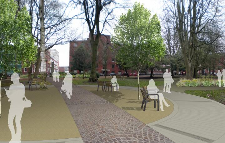 Winckley Square - Ellipse Visual