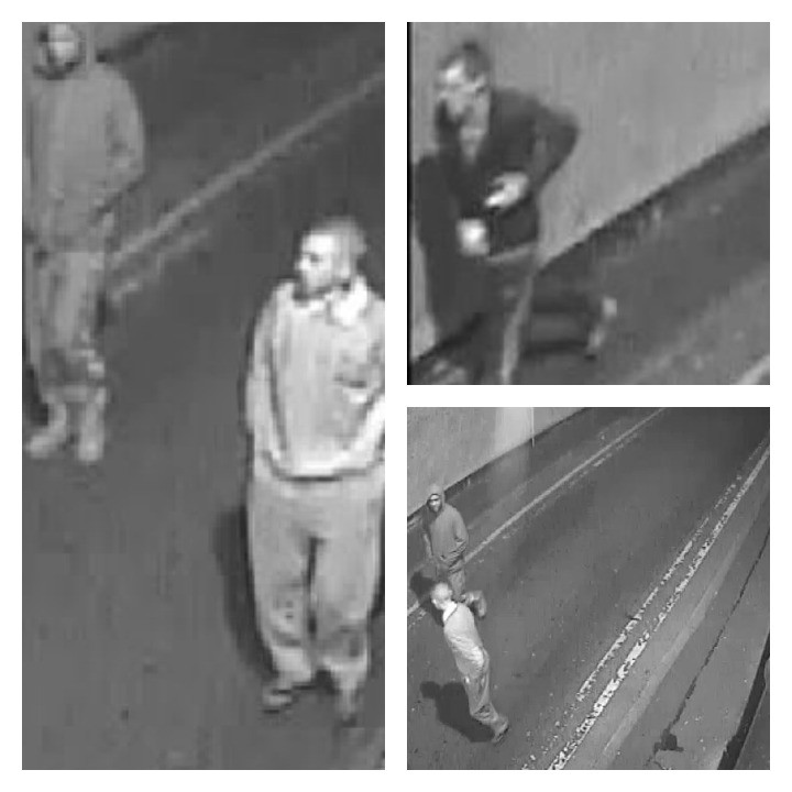 Pictures released following an attack near Preston Bus Station