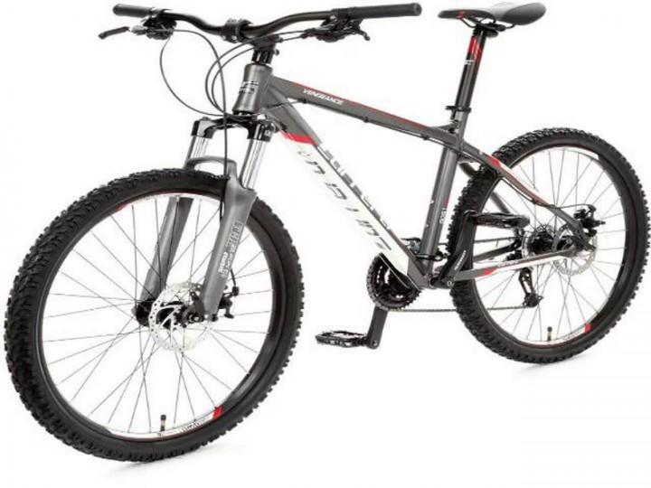 The type of bike taken from the teenager