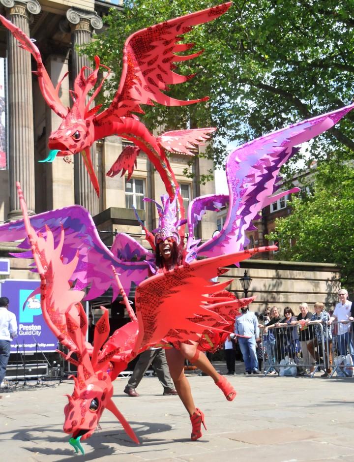 Last year's Carnival Queen