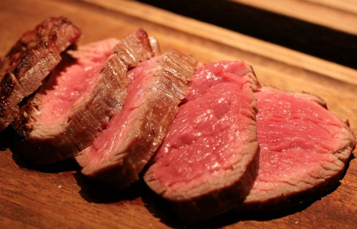 Steak is most definitely on the menu at Theatre Street