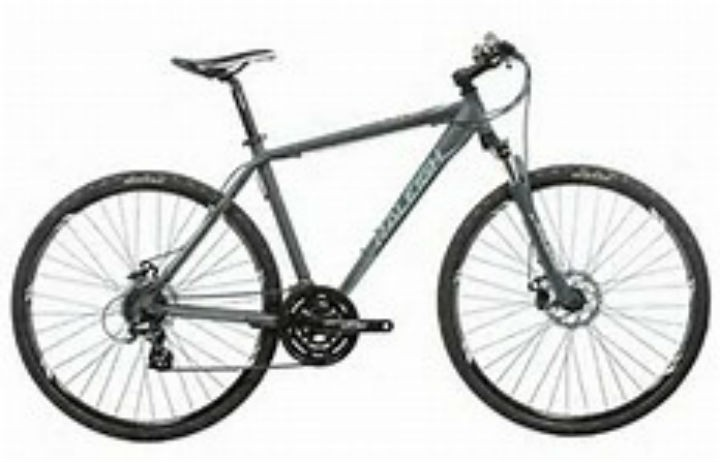 A bike similar to the one stolen from the schoolboy
