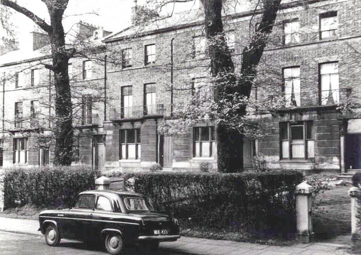West Cliff, Fishergate, Preston 1959 - Pic: Preston Digital Archive